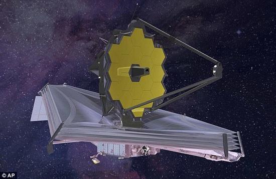 韦伯太空天文望远镜是继哈勃退役之后世界上最大的太空天文望远镜