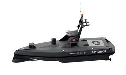 无人船为水质监测再添利器